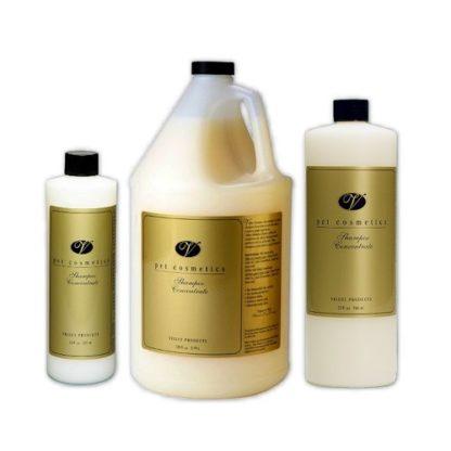 Vellus výstavní šampon ve třech velikostech